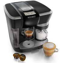 Cafetera Importada Keurig Black R500 Rivo Capuchino Latte