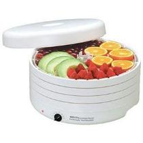 Deshidratador De Alimentos Frutas Y Mas Nesco Expandible Pm0