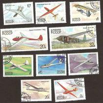 Aviones Y Aeroplanos De La Unión Soviética 1982 Y 83 Vv4