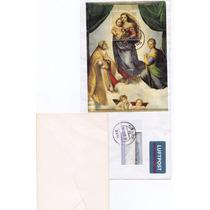 Deutschland. Entero Postal Con Pintura Religiosa. Año 2013