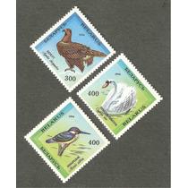 Bielorusia Estampillas Fauna Aves