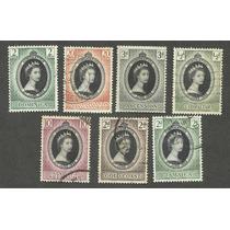 Dominios Británicos Coronacion Reina Isabel