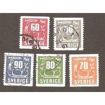 Suecia Serie Regular Actividades Económicas.