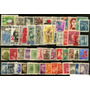 0224 Chekoslovaquia Lotecito 51 Sellos Usados Modernos 03