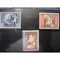 Alemania Nazi 1942 : Congreso Postal De Viena; Op4