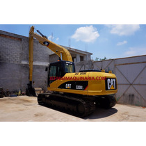 Excavadora Caterpillar 320dl, Brazo Largo, Recién Imp. Usa