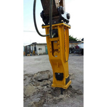 Martillo Hidraulico Mega 320 Para Excavadora