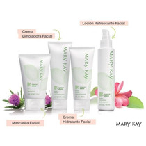 Kit Facial Botanical Effects Mary Kay