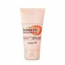 Tomato Crema Aclarante De Noche Marca Skinfood