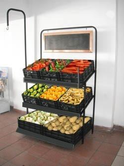 Exhibidor De Frutas Y Verduras Dmm