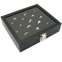 Caja Para Exhibicion De Joyeria Anillos Vv4
