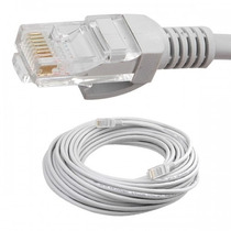 Cable De Red Ethernet Utp Cat 5e 10 Metros