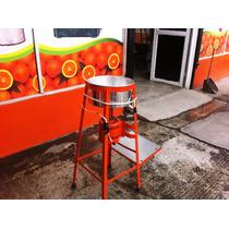 Exprimidor De Jugos De Naranjas Con Motor Nuevo De Aluminio