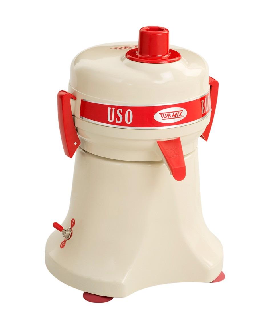 Extractor de jugos turmix uso rudo precio