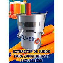 Extractor De Zanahoria Y Legumbres