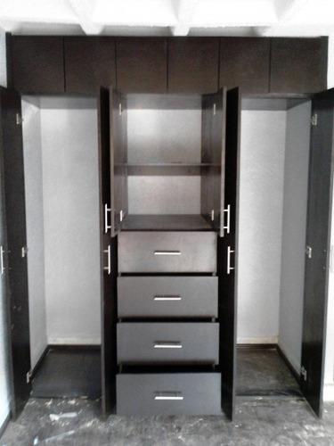 Fabrica de closets 3 en mercadolibre for Closets estado de mexico