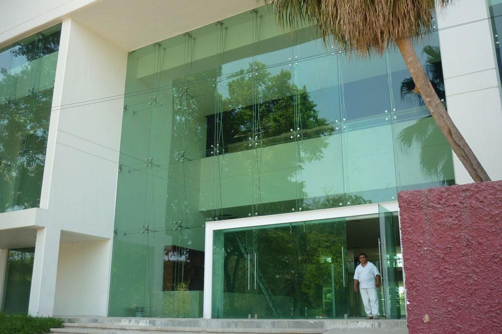 fachadas y marquesinas de cristal instalaci n gratis