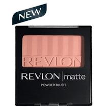 Maquillaje Revlon Polvo Rubor/blush Mate Brocha Oferta. Nvd