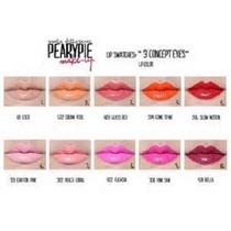 #3 En 1 Maquillaje Pigmento Rubor Blush Sombras Labial Maa