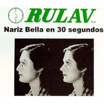 Rulav Corrector Nasal Nariz Bella En 30 Seg