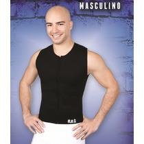Chaleco De Neopreno Masculino Fitness Line