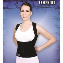 Chaleco De Neopreno Femenino Fitness Line
