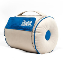 Tb Double Back Leg & Lumbar Support Pillow, Plus