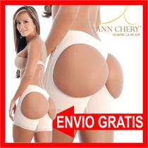 Faja Colombiana Ann Chery Latex Short Amalia Levanta Gluteos