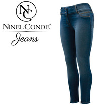 Set 2 Jeans Ninel Conde Levanta Gluteos Cv Tonifica Talla G