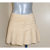Mini Falda Juvenil Talla Chica Mediana Marca Aeropostale