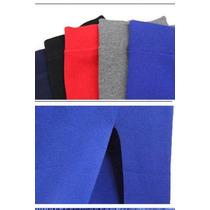 Suku 50109 Falda Recta Semilarga Moda Japón $389