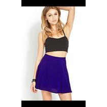 Minifalda Forever 21 Talla S Chica Envío Gratis