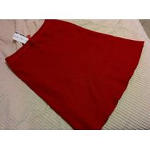 Faldas Y Chalecos Talla 34 Tipo Lana Hermosas Faldas Mediana