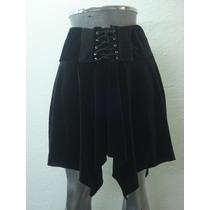 Faldas Eretica Ropa Dark Gothic Metal Goticos Mujer