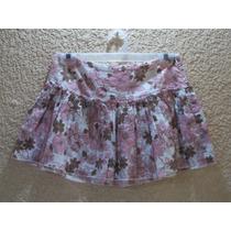 Falda Corta Minifalda Estampada Aeropostale 1-2-28 P/dama