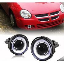 Dodge Neon 2003 - 2005 Par De Faros Antiniebla Nuevo!!!