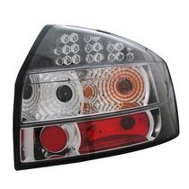 Calaveras Audi A4 01-04 C/leds Precio X Par