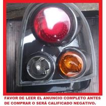 Calaveras Deportivas De Chevy C2 Importadas Fondo Negro