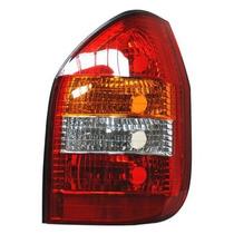 Calavera Chevrolet Zafira 2002-2003-2004-2005 Rojo/bco/ambar