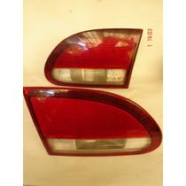 Par Calavera Interior Con Reversero Chevrolet Cavalier 95-99