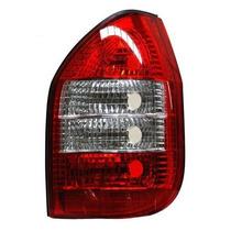 Calavera Chevrolet Zafira 2003-2004-2005 Rojo/blanco
