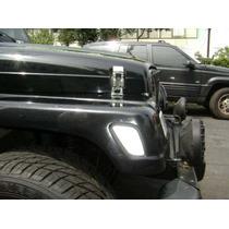 Jeep Wrangler 1997a 2006 Direccinales De Salpicadera Blancas