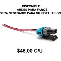 Soquet Conector Arnes Para Faro Niebla Chevy C1, C2 O C3 C/u