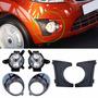 Faros De Niebla Con Biseles Para Chevrolet Spark 2010 - 2012