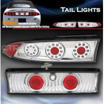 Calaveras Led Cromadas Mitsubishi Eclipse 95 96 97 98 99 Gs
