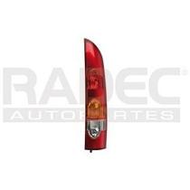 Calavera Renault Kangoo 2007-2008-2009-2010 Rojo/ambar/bco
