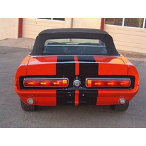 Kit De Calaveras Ford Mustang Shelby Eleanor 1967 - 1968