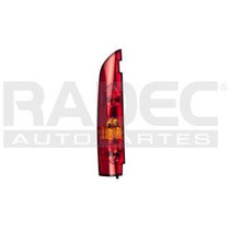 Calavera Renault Kangoo 2007-2008-2009-2010-2011 Rojo/ambar