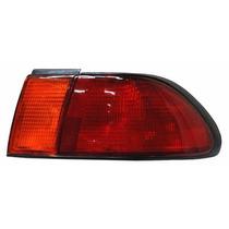 Calavera Nissan Sentra 1996-1997-1998-1999 Rojo/ambar