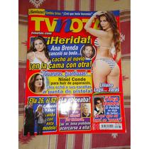 Revista Tv Notas Portada Ana Brenda Poster Liliana Lago